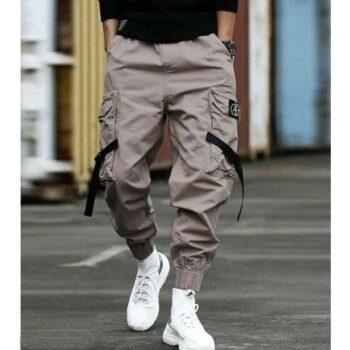 Stylish Trendy Men Track Pant (Grey)