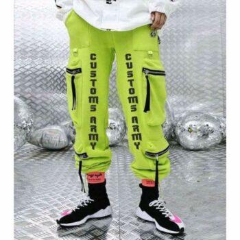 Stylish Trendy Men Yellow Track Pant