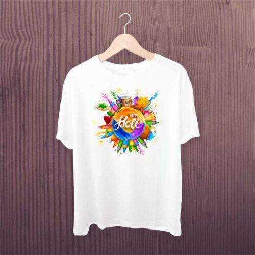 Balam Pichkari Holi Tshirt