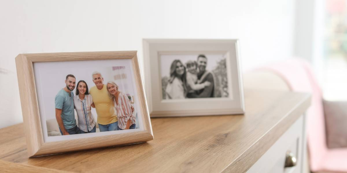 Capture memories with these interesting photo frames