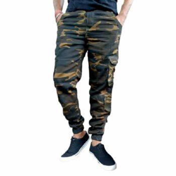 Army Men Regular Fit 6 Pocket Cargo
