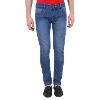 Men's Denim Jeans (Blue)