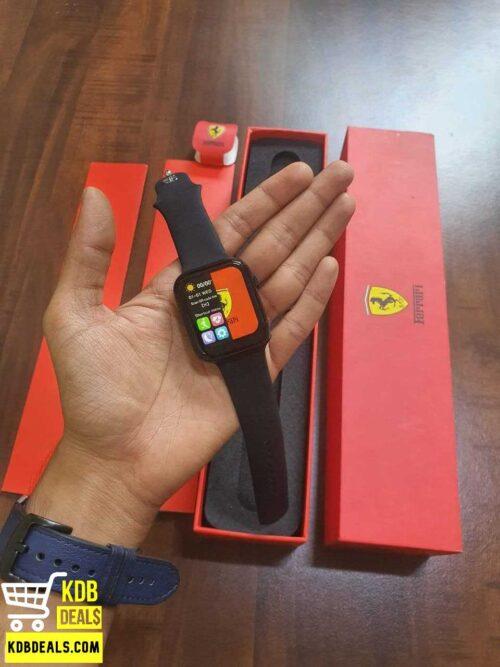 Apple Ferrari Smart Watch Limited Edition 2