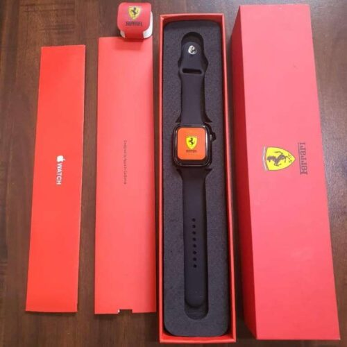 Apple Ferrari Smart Watch Limited Edition 3