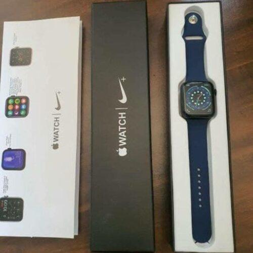 Apple Men's Smart Watch (Blue)