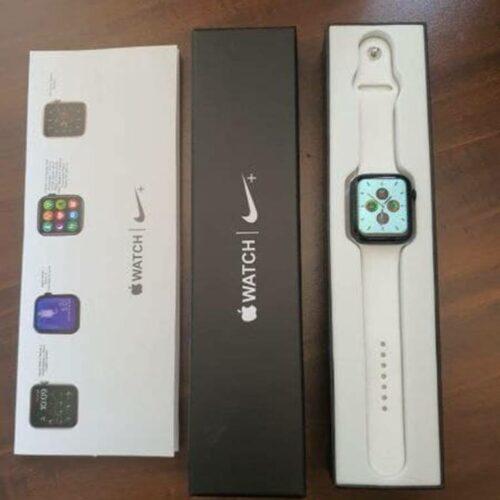 Apple Men's Smart Watch (White)