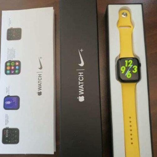 Apple Men's Smart Watch (Yellow)