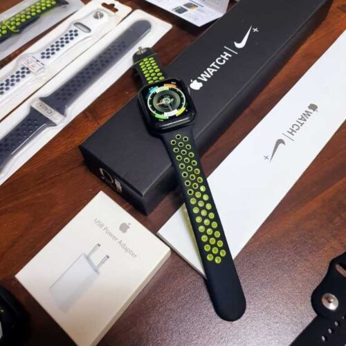 Apple Series 6 Smart Watch with 3 Belts