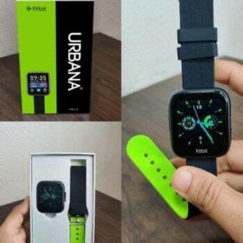 Fitbit Urbana Smart Watch (Green)