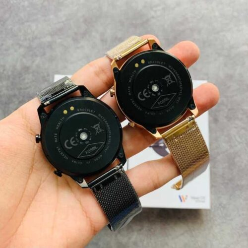 Fossil 5th Generation Smart Watch with Calling Function and Dual Strap