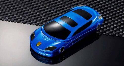 Ringme R1 Car Design Keypad Flip Phone With Dual Sim 0 3