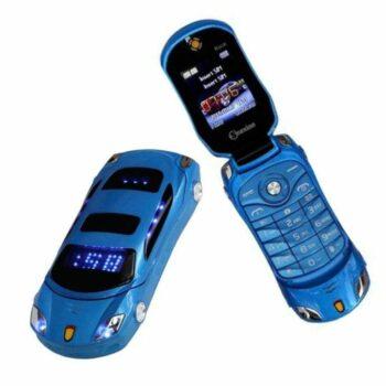 Ringme R1 Car Design Keypad Flip Phone With Dual Sim | 0