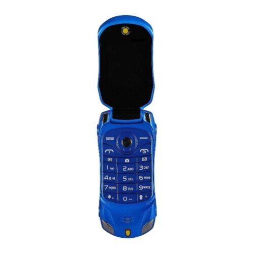 Ringme R1 Car Design Keypad Flip Phone With Dual Sim 0 4