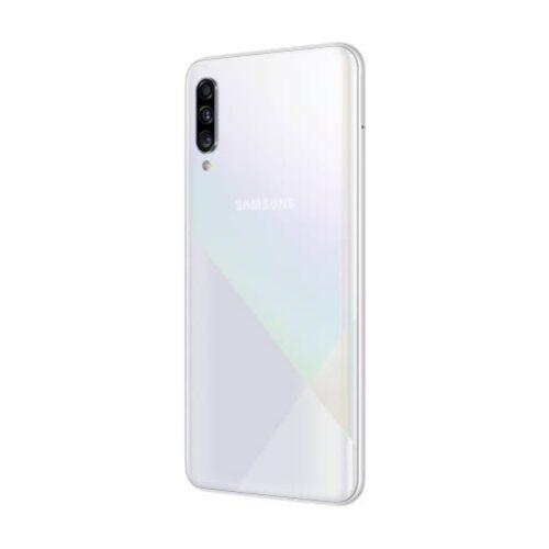 Samsung Galaxy A30s Prism Crush White 128 GB 4 GB RAM 7