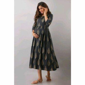 Abhisarika Petite Maternity Kurti and Feeding Kurtis for Women