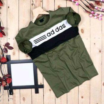 Adidas Men's Tshirt Green