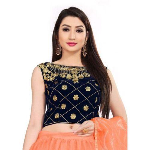 Fancy Net Women Lehenga 14