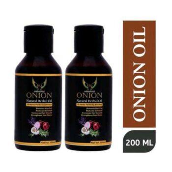 Hair Queen Onion Natural Herbal Hair Oil 200ml