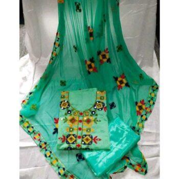 Inaaya Fancy Modal Chanderi Suits & Dress Materials