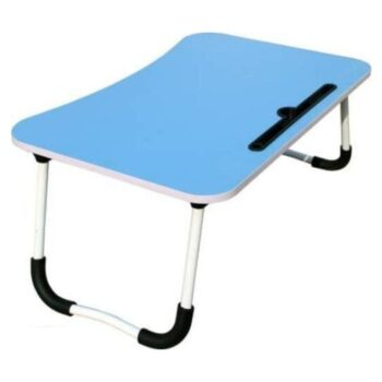 Multi-Purpose Laptop Desk for Study and Reading Blue