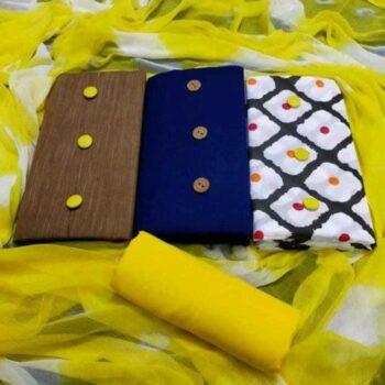Myra Ensemble Salwar Suits & Dress Materials
