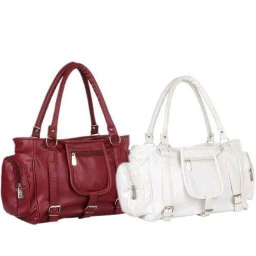 New Trendy Stylish Women Handbags Combo