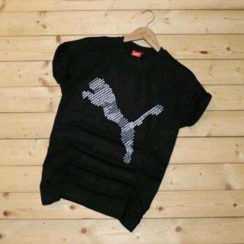 Puma Men's Tshirt Cheetah Black