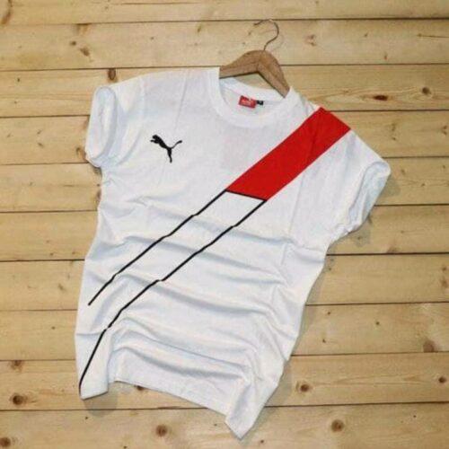 Puma Men's Tshirt White