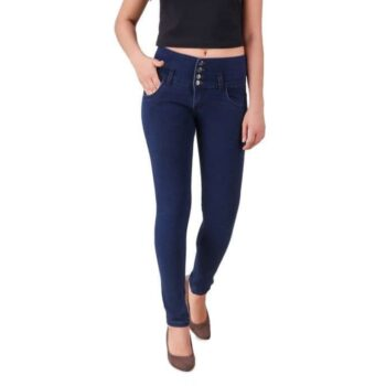 Voguish Denim Jeans for Women and Girls