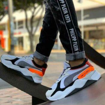Aadab Fashionable Men Casual Sports Shoes