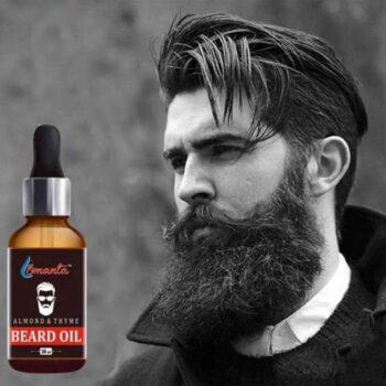 Almond Beard Growth Oil Hair Oil (30 ml)