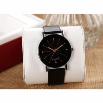 Attractive Black Watch for Men