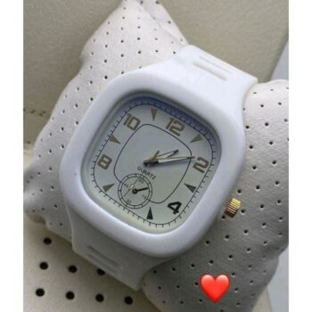 Attractive Silicone Watch for Men