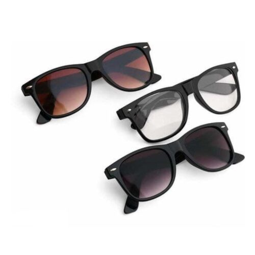 Attractive Stylish Unisex Sunglasses for Men ( Pack of 3 )