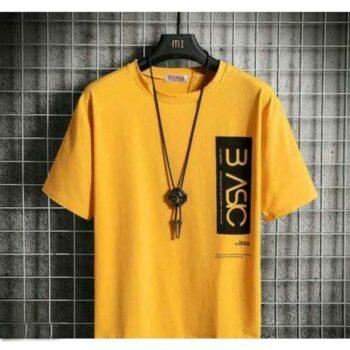 Casual Printed Tshirt For Men