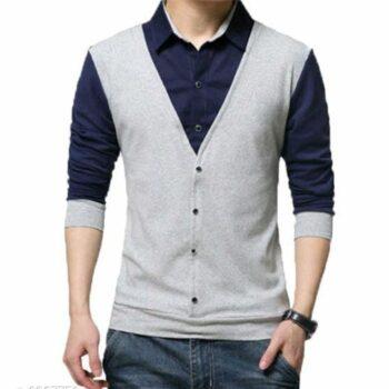 Classy Latest Men Cotton Shirt