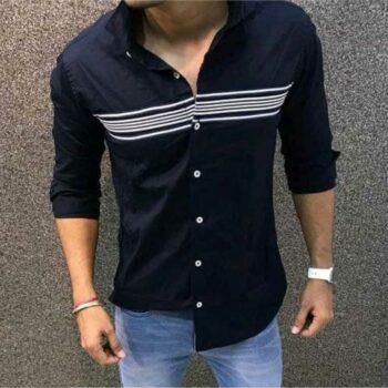 Classy Ravishing Men Cotton Shirt