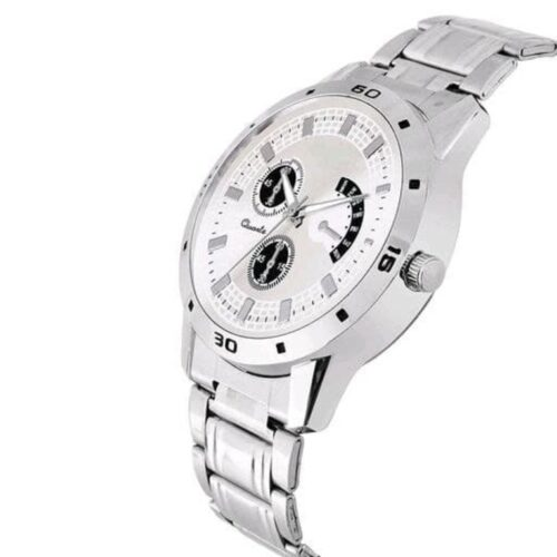 Classy Stainless Steel Watch for Men