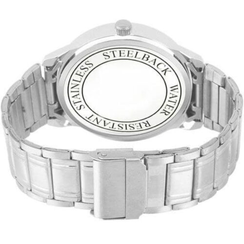 Classy Stainless Steel Watch for Men 3