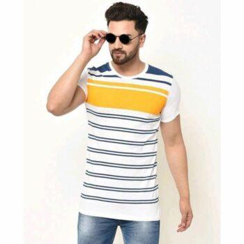 Comfy Glamorous Men Cotton Tshirt