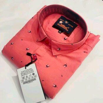 Comfy Ravishing Men Cotton Shirt