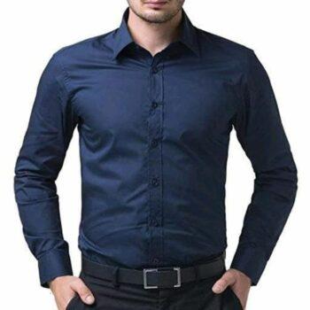 Elegant Men Premium Cotton Shirt