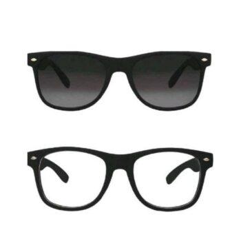 Fabulous Stylish Unisex Sunglasses ( Pack of 2 )