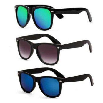 Fancy Modern Sunglasses for Men Pack of 3