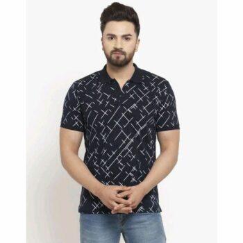 Fashionable Trendy Men Cotton Tshirt