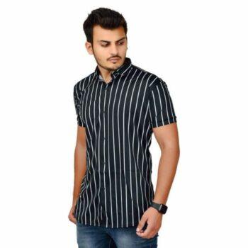 Imported Men Lycra Shirt