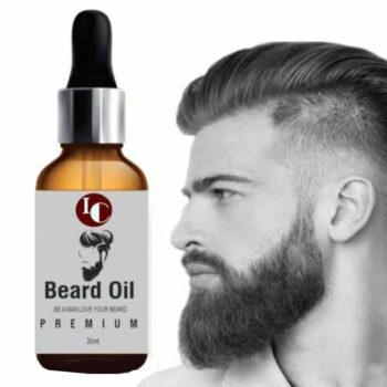 Indo Challenge Premium Beard Growth Oil For Men