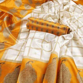 Kanchan Elegant Art Silk Sarees