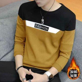 Latest Fashion Full Sleeve Men Cotton Tshirt