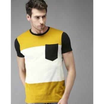 Stylish Cotton Men T-shirt